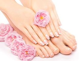 Manicure Spa & Pedicure Spa